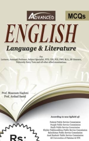 English Language And Literature MCQS