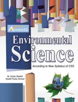 Environmental Science For CSS By M Imtiaz Shahid