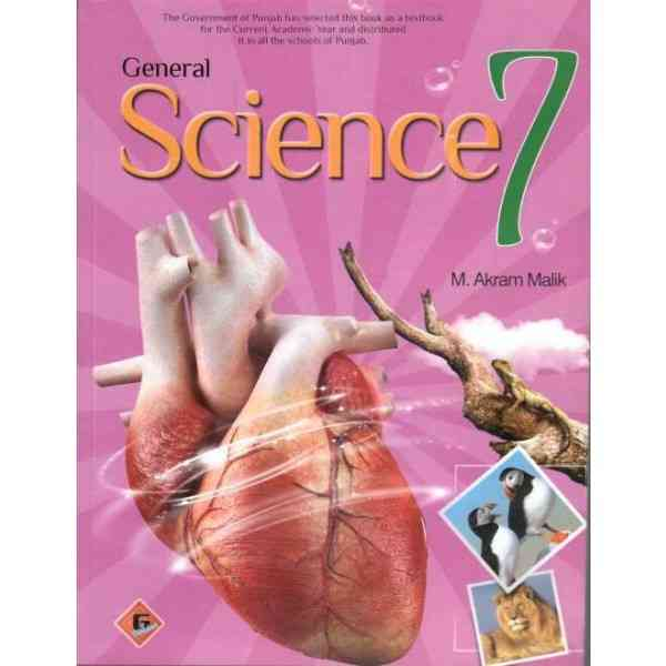 General Science 7 PTB