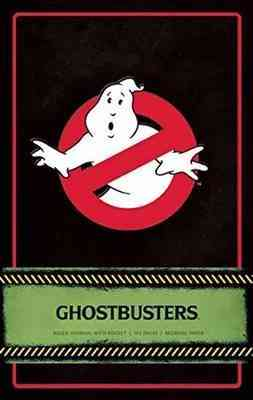 Ghostbusters Hardcover Ruled Journal : Insights Journals