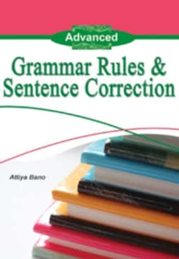 Grammar Rules And Sentence Correction By Attiya Bano