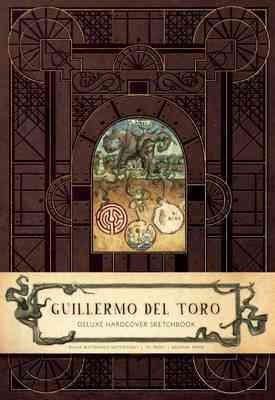 Guillermo Del Toro Deluxe Hardcover Sketchbook : Insights Deluxe Sketchbooks