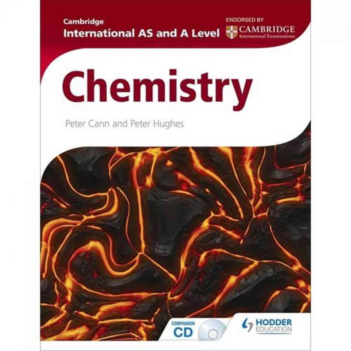 International As And A Level Chemistry Cd 2015