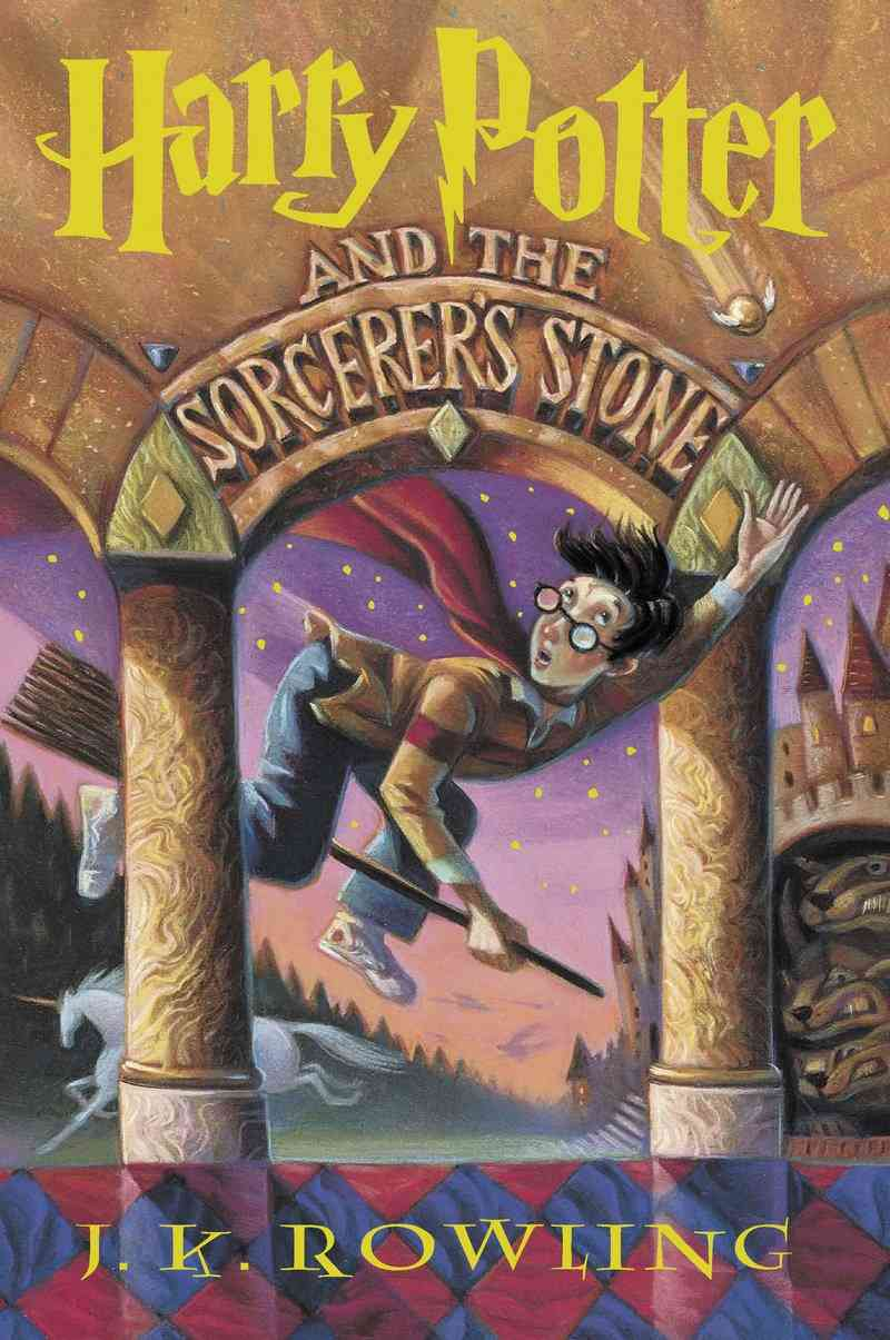 Harry Potter And The Philosophers Stone For Class 6