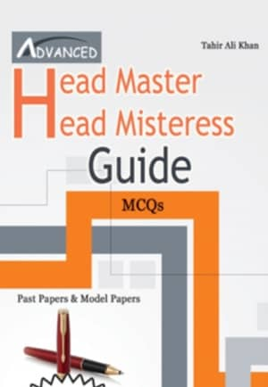 Head Master Head Misteress Guide MCQS