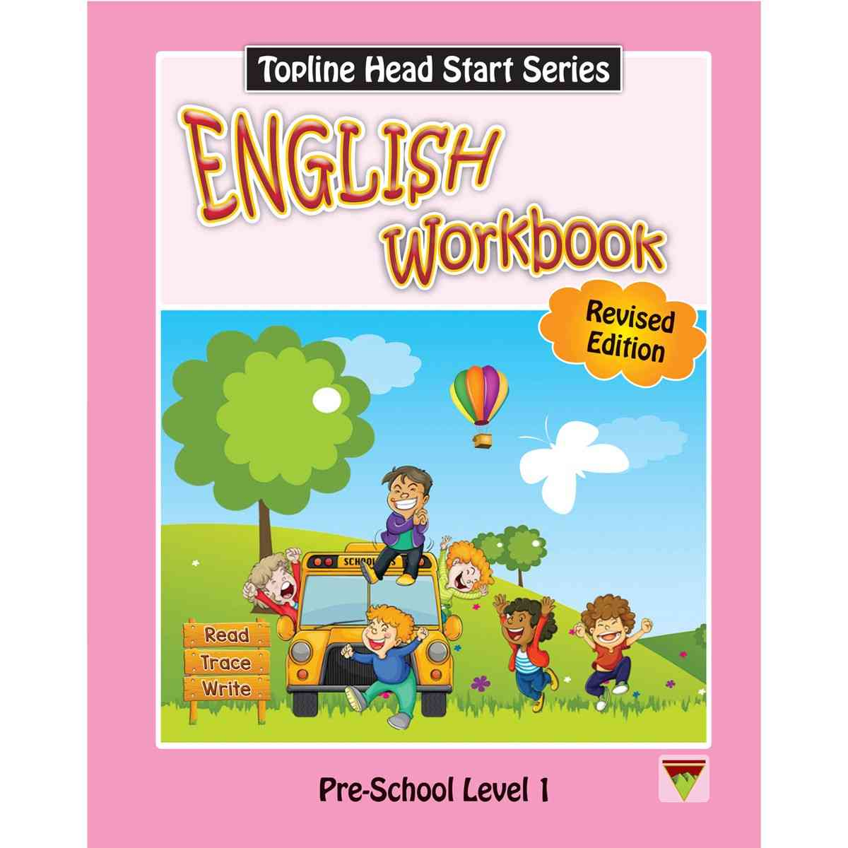 Head Start English Workbook Level 1