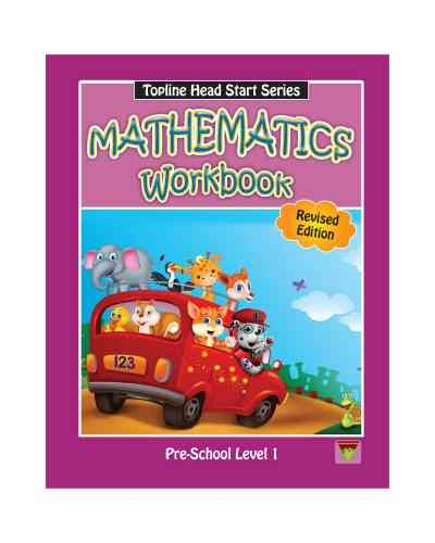 Head Start Mathematics Workbook Level 1