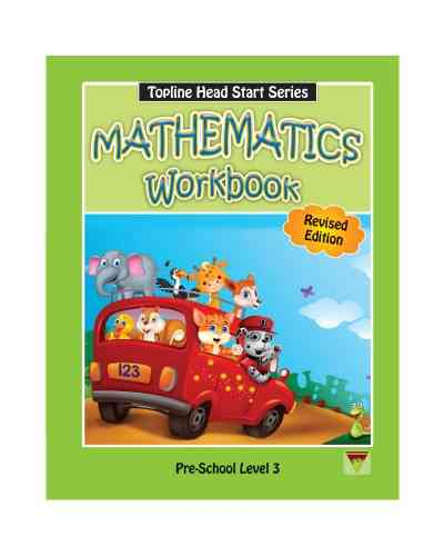 Head Start Mathematics Workbook Level 3