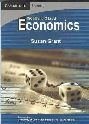 IGCSE And O Level Economics For Class 10