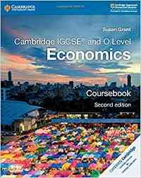 IGCSE And O Level Economics Course Book
