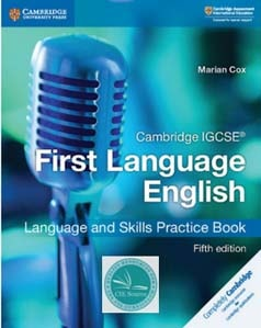 IGCSE First Language English 5th Edition Practice Book