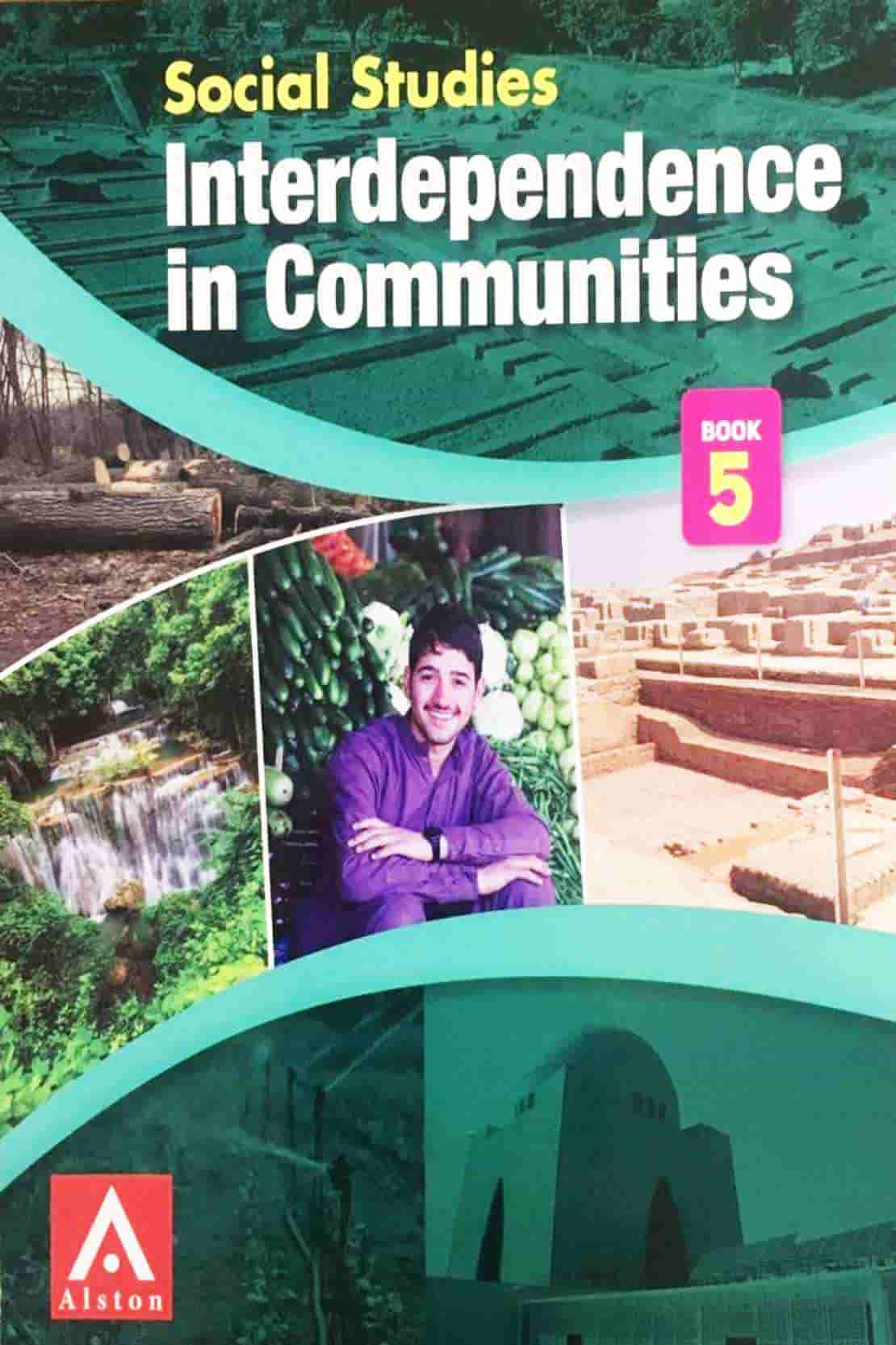 INTERDEPENDENCE IN COMMUNITIES STUDENT BOOK 5
