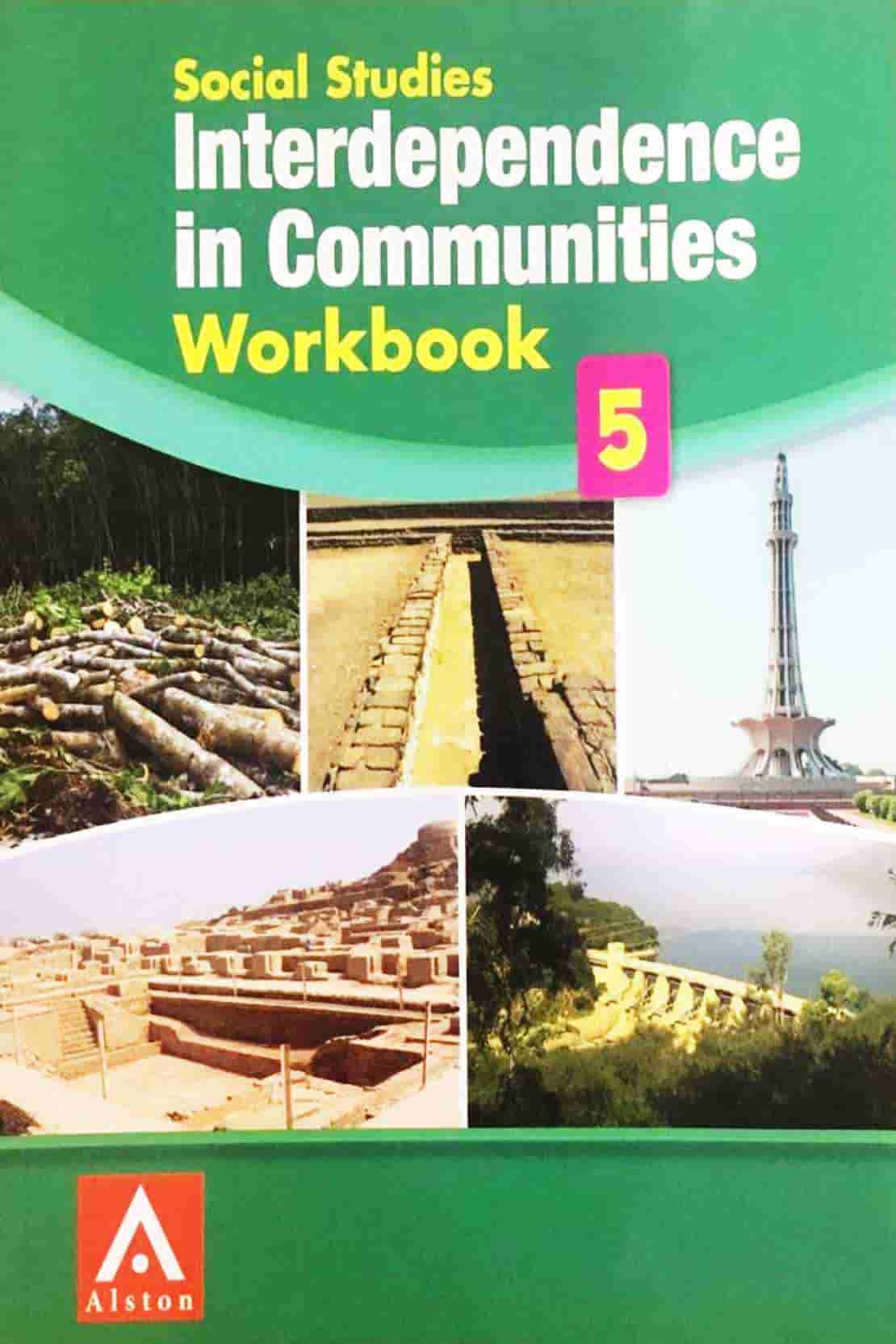 INTERDEPENDENCE IN COMMUNITIES WORKBOOK 5