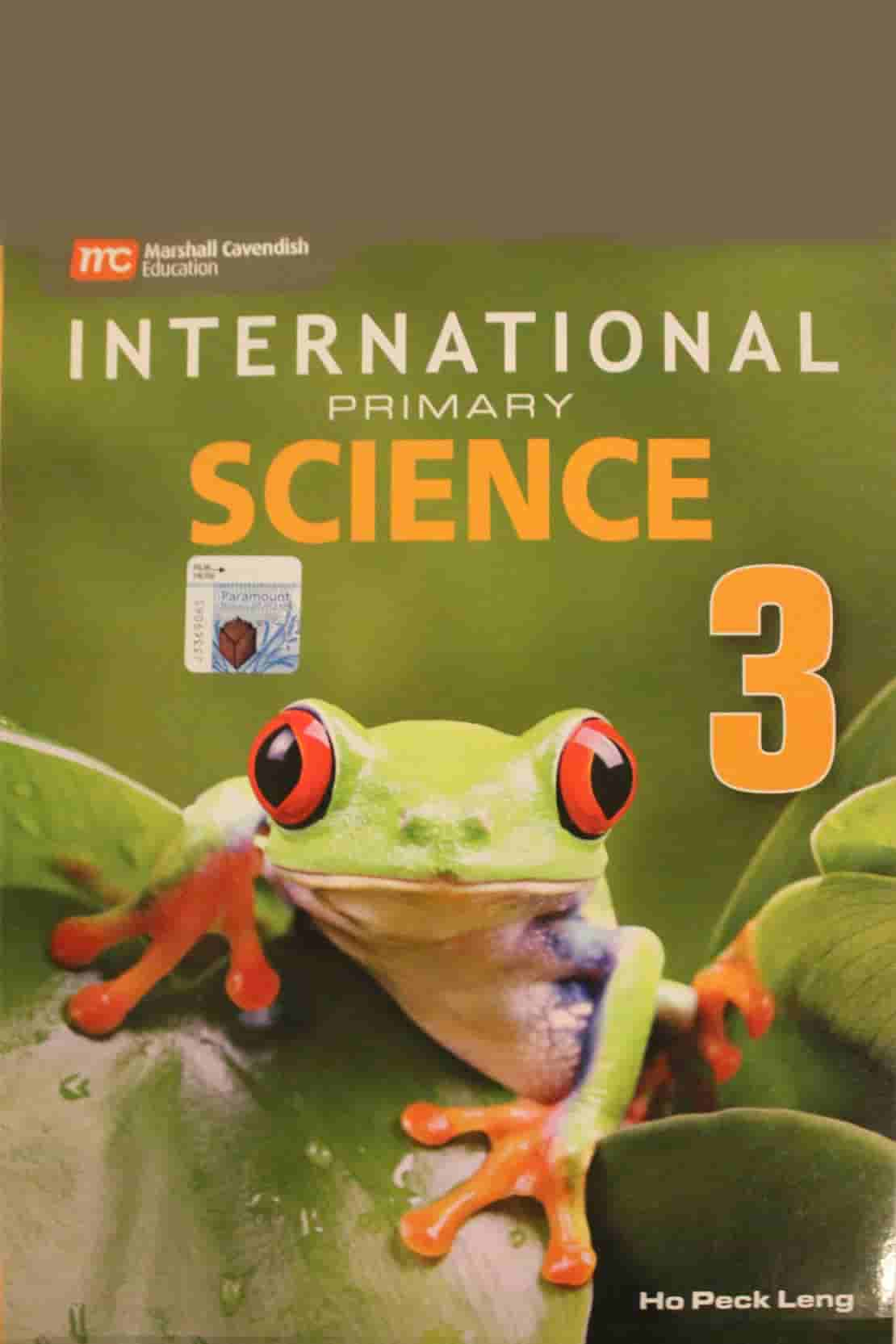 INTERNATIONAL PRIMARY SCIENCE TEXTBOOK 3