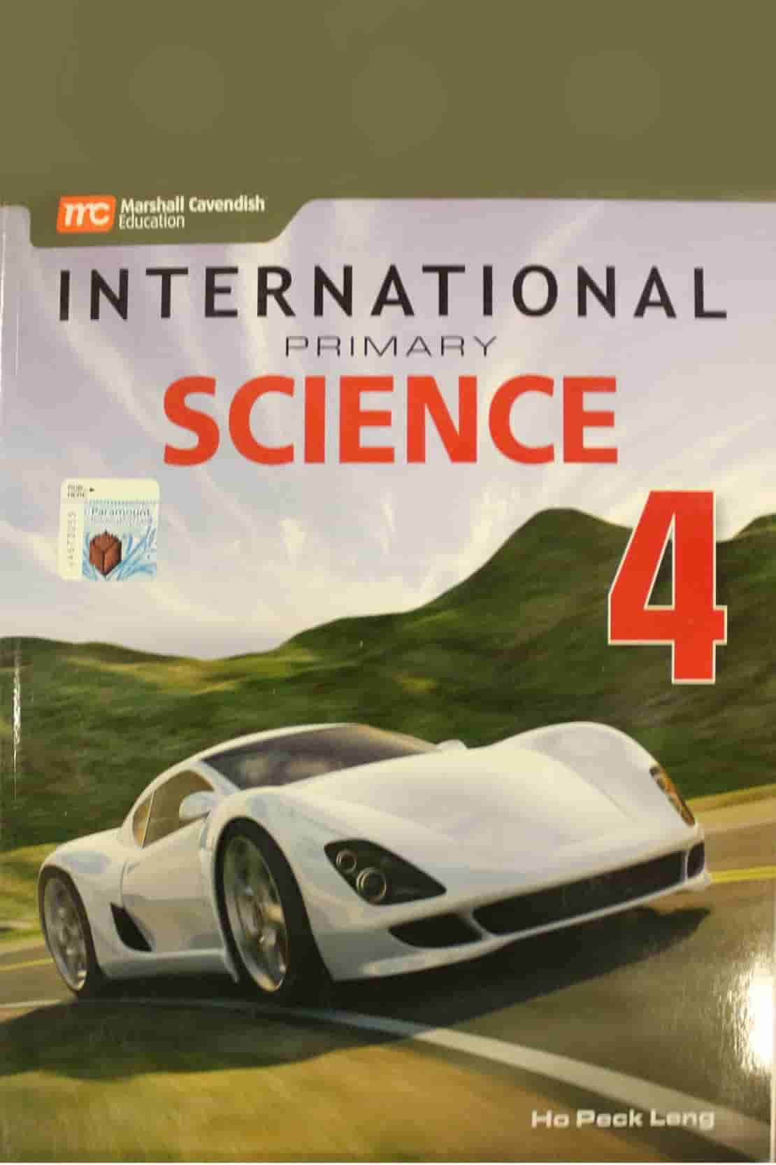 INTERNATIONAL PRIMARY SCIENCE TEXTBOOK 4