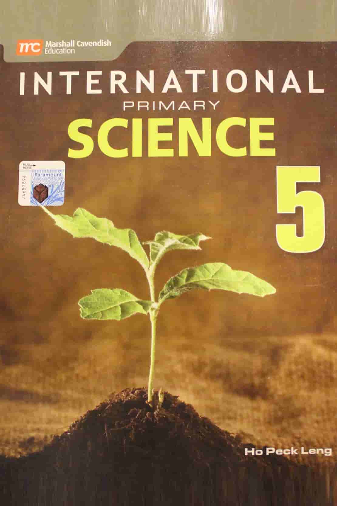 INTERNATIONAL PRIMARY SCIENCE TEXTBOOK 5