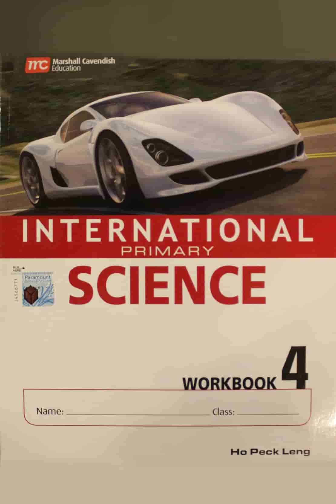INTERNATIONAL PRIMARY SCIENCE WORKBOOK 4