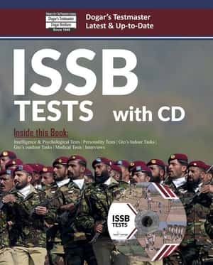 ISSB Tests Book By D