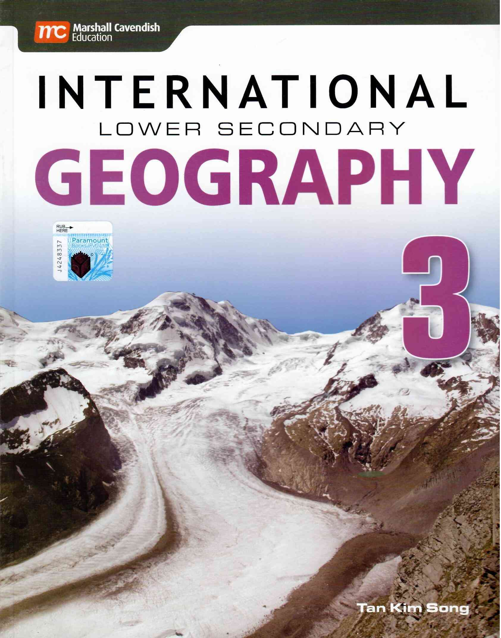 International Lower Secondary Geography Book 3