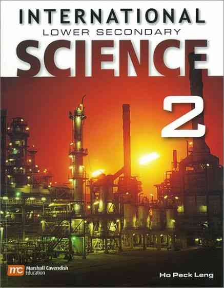 International Lower Secondary Science Book 2 For Class 6