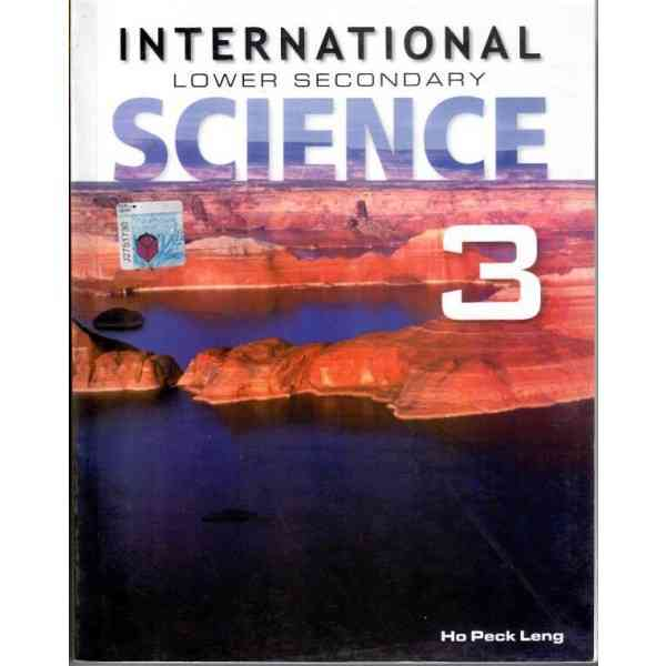 International Lower Secondary Science Book 3 For Class 7