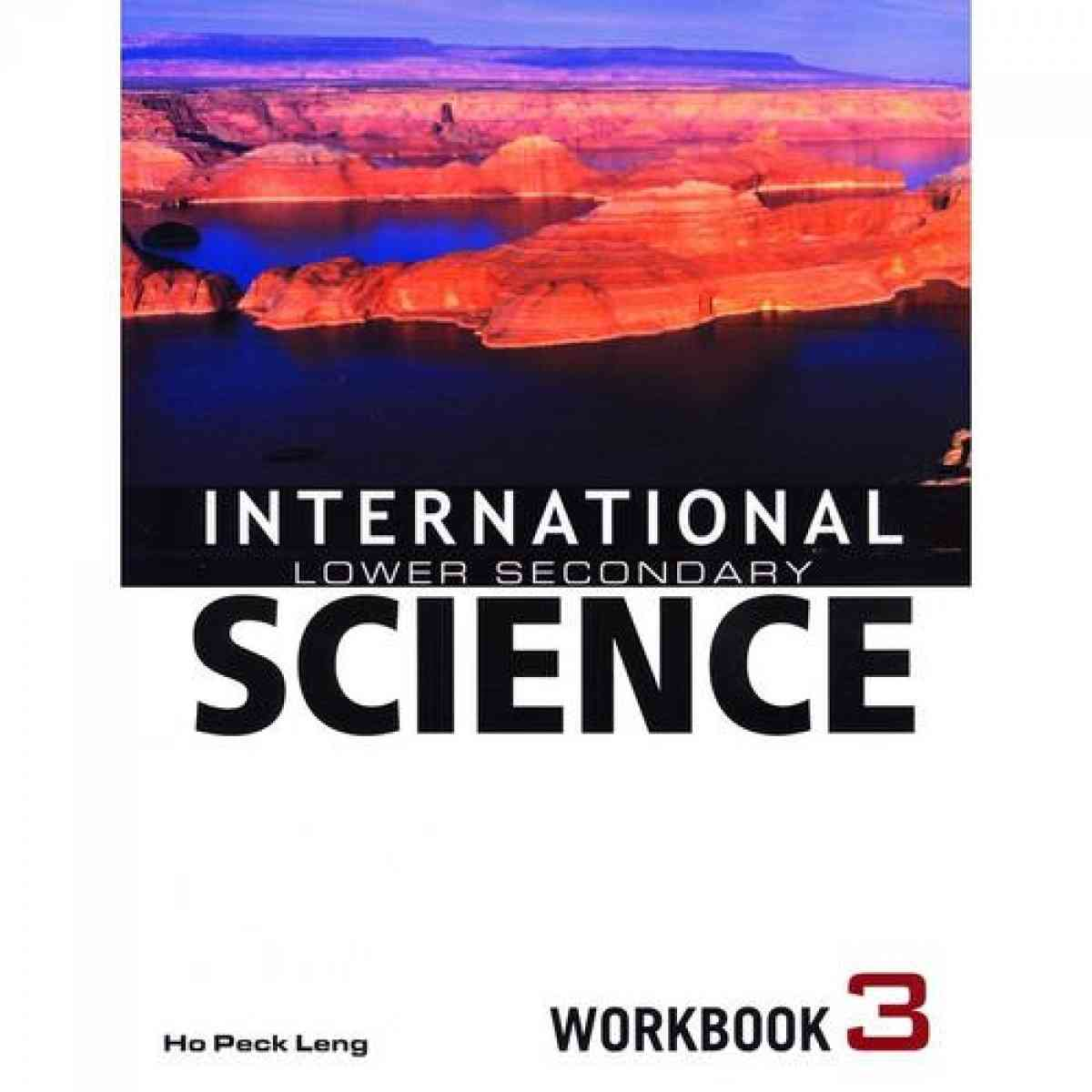 International Lower Secondary Science Work Book 3