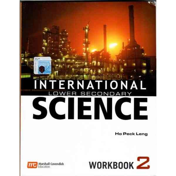 International Lower Secondary Science Workbook 2 For Class 6
