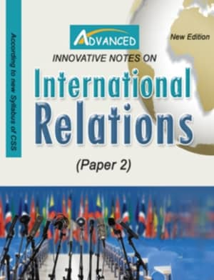 INTERNATIONAL RELATIONS PAPER 2 BY HALIMA AFRIDI
