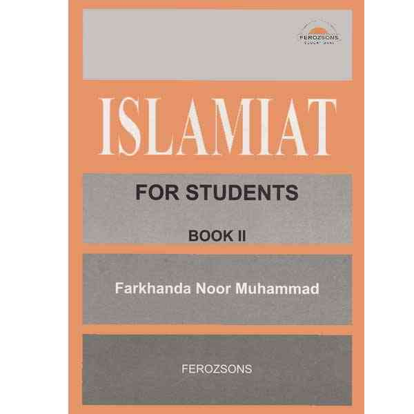 Islamiyat For Students Book 2