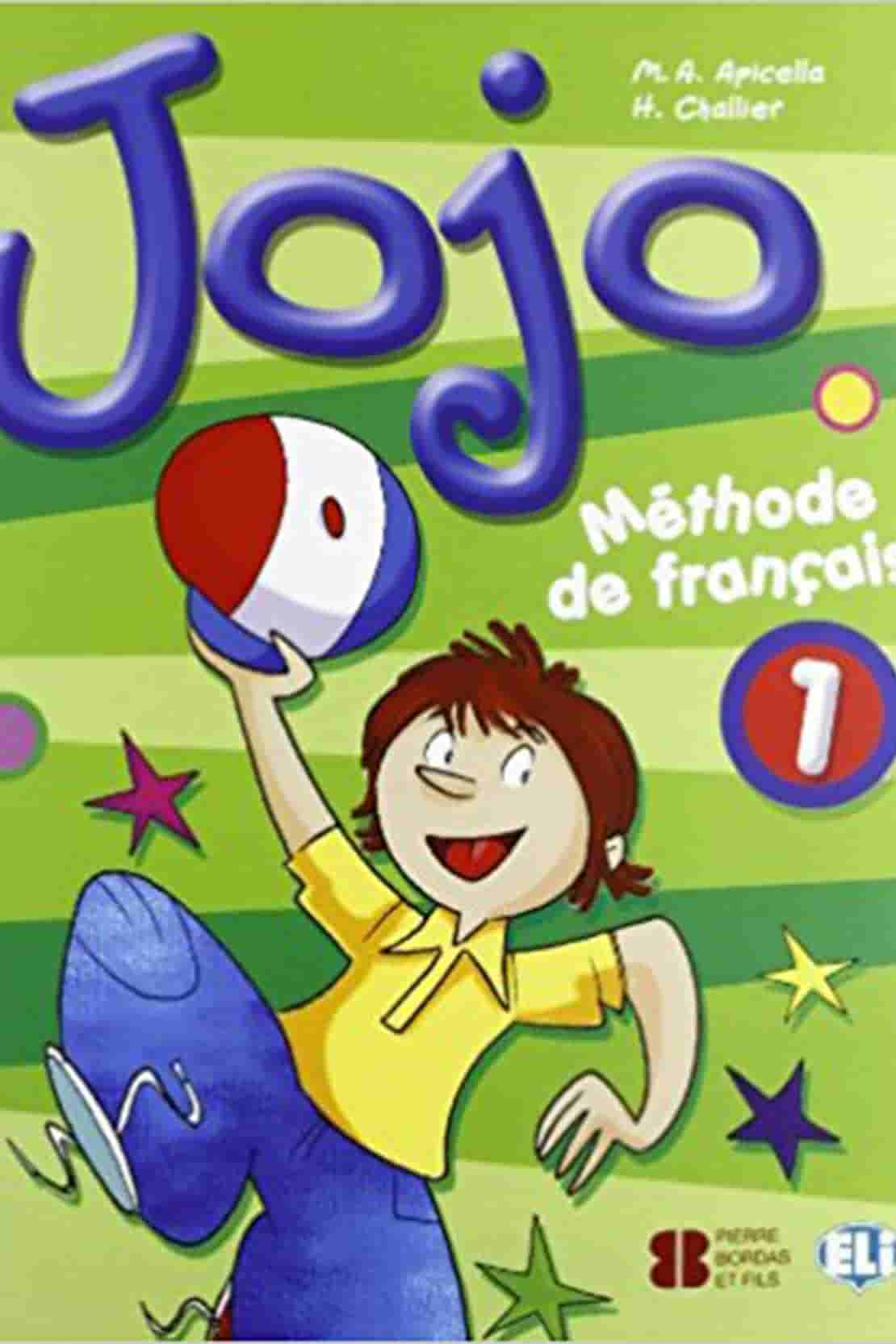 JOJO BOOK 1 FRENCH BOOK