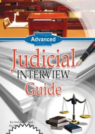 Judicial Interview G