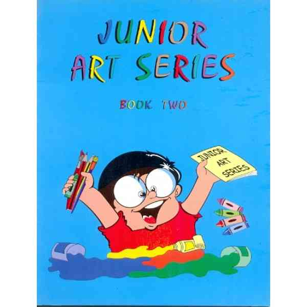 Junior Art Series Book 2