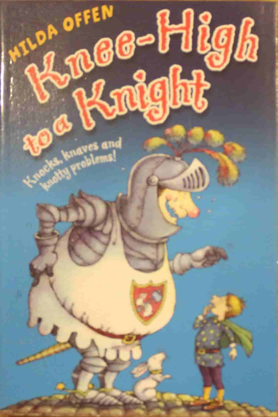 KNEE HIGH TO A KNIGHT