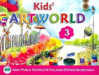 Kids Artworld 3