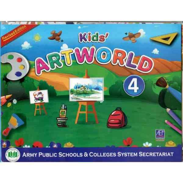 Kids Art World 4