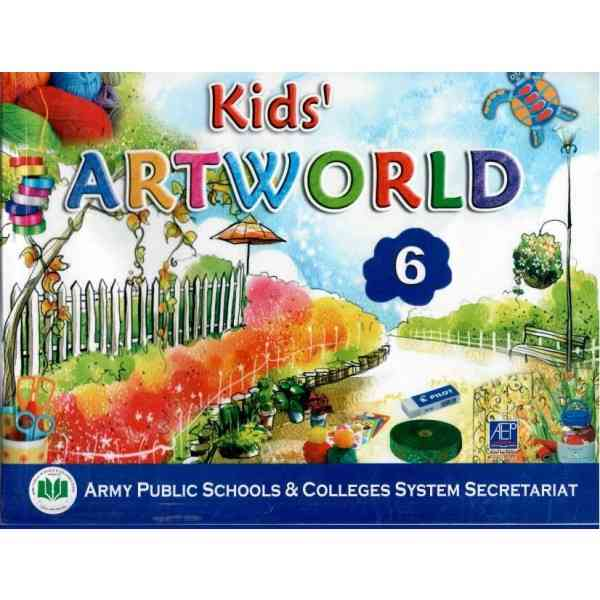 Kids Art World 6