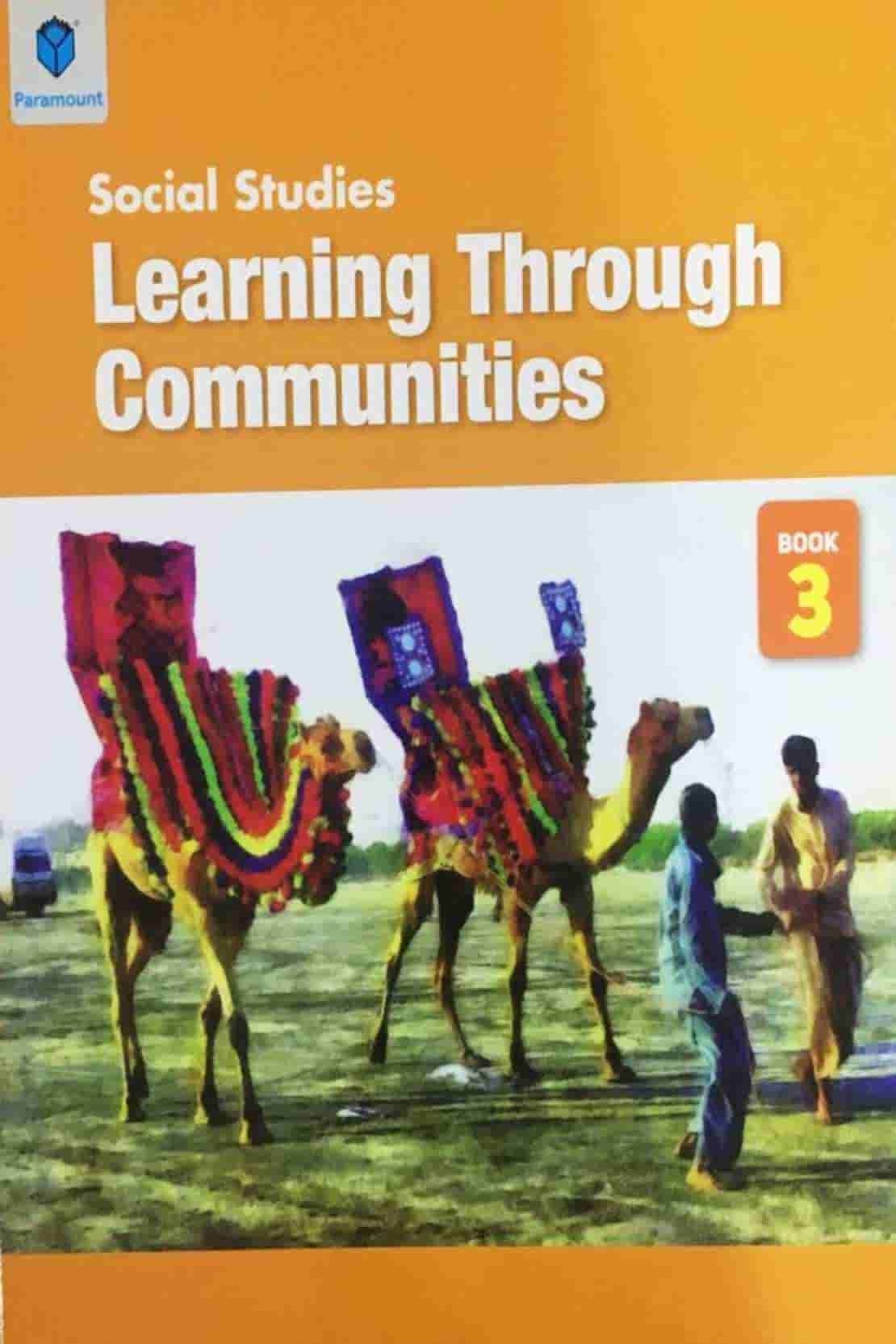 LEARNING THROUGH COMMUNITIES STUDENT BOOK 3