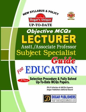 LECTURER EDUCATION Guide By Dogars