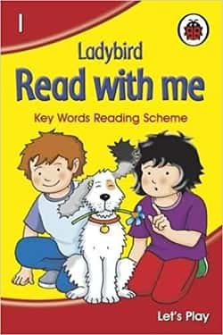 Ladybird Read With Me Book 1 Lets Play