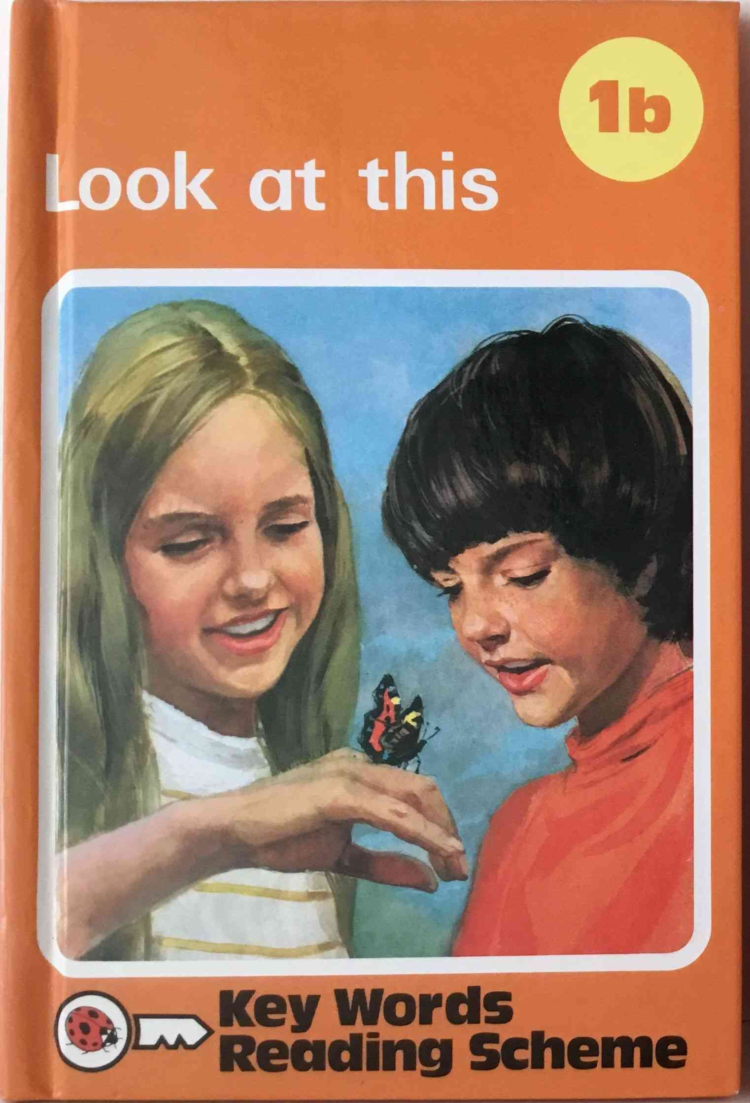 Ladybird Reading Scheme 1b