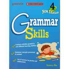 Learners Grammar Skills Book 4 New Edition