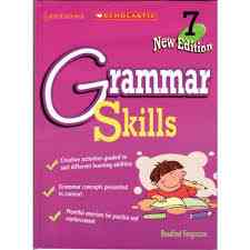 Learners Grammar Skills Book 7 New Edition For Class 6