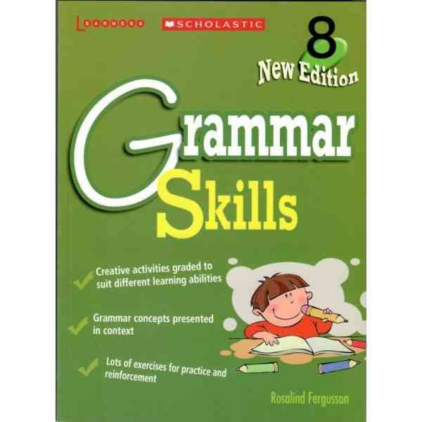 Learners Grammar Skills Book 8 New Edition