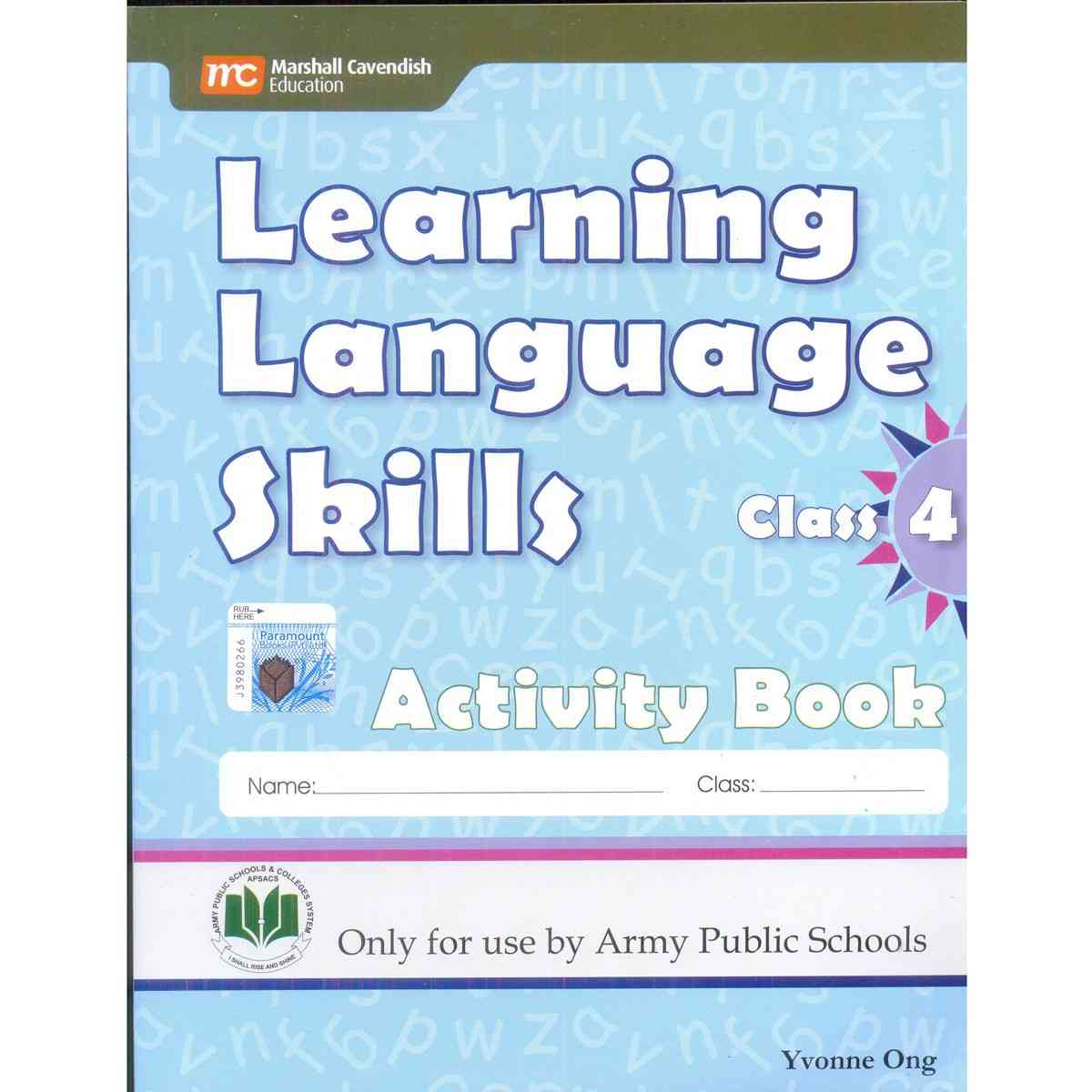 Learning Language Skills Activity Book 4