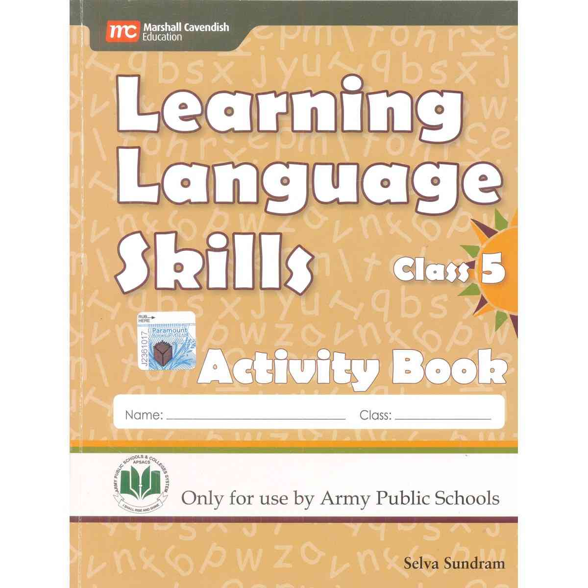 Learning Language Skills Activity Book 5