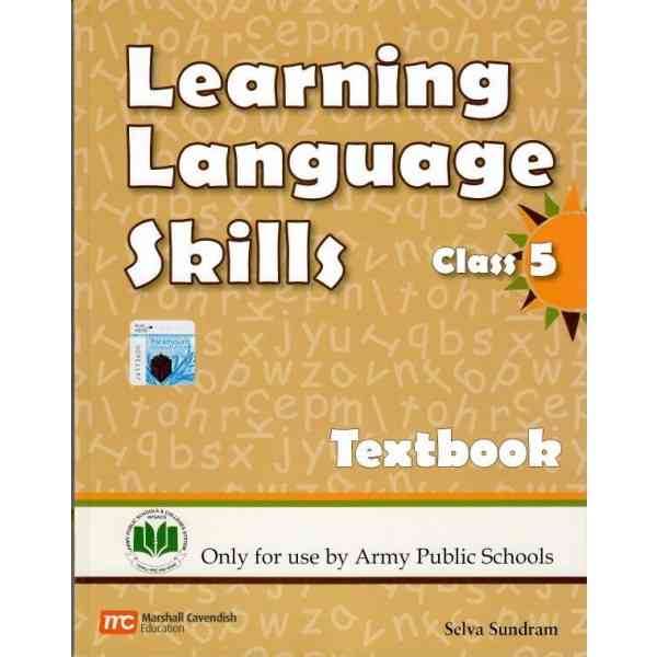 Learning Language Skills Text Book 5