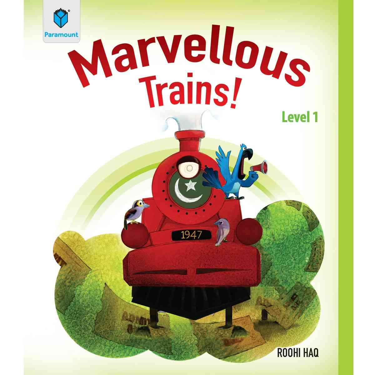 Level 1: Marvellous Train