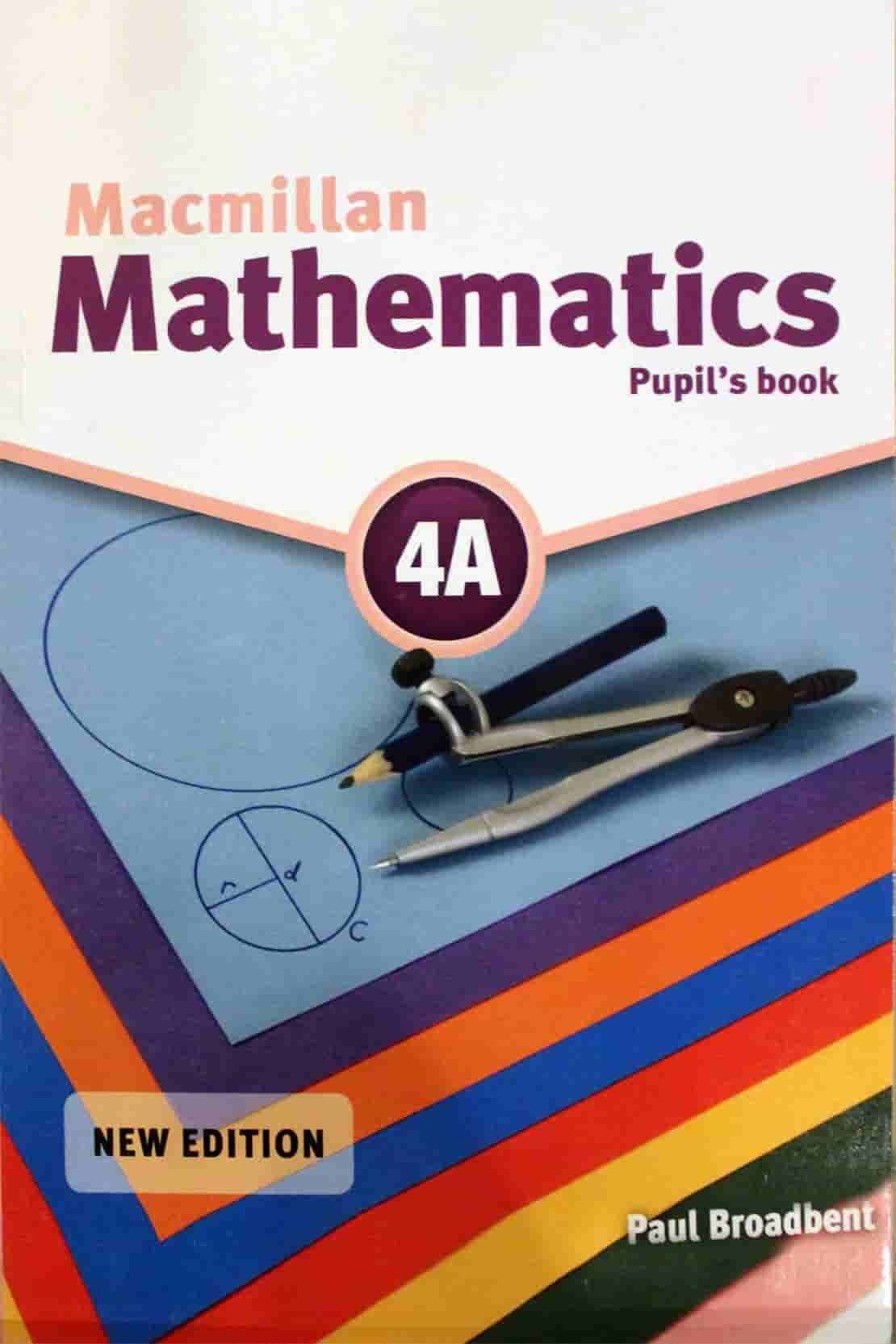 MATHEMATICS MACMILLAN MATHEMATICS 4A