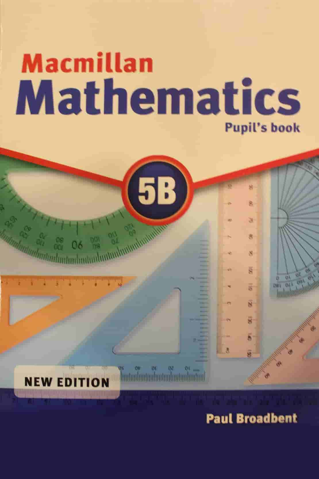 MATHEMATICS MACMILLAN MATHEMATICS 5B
