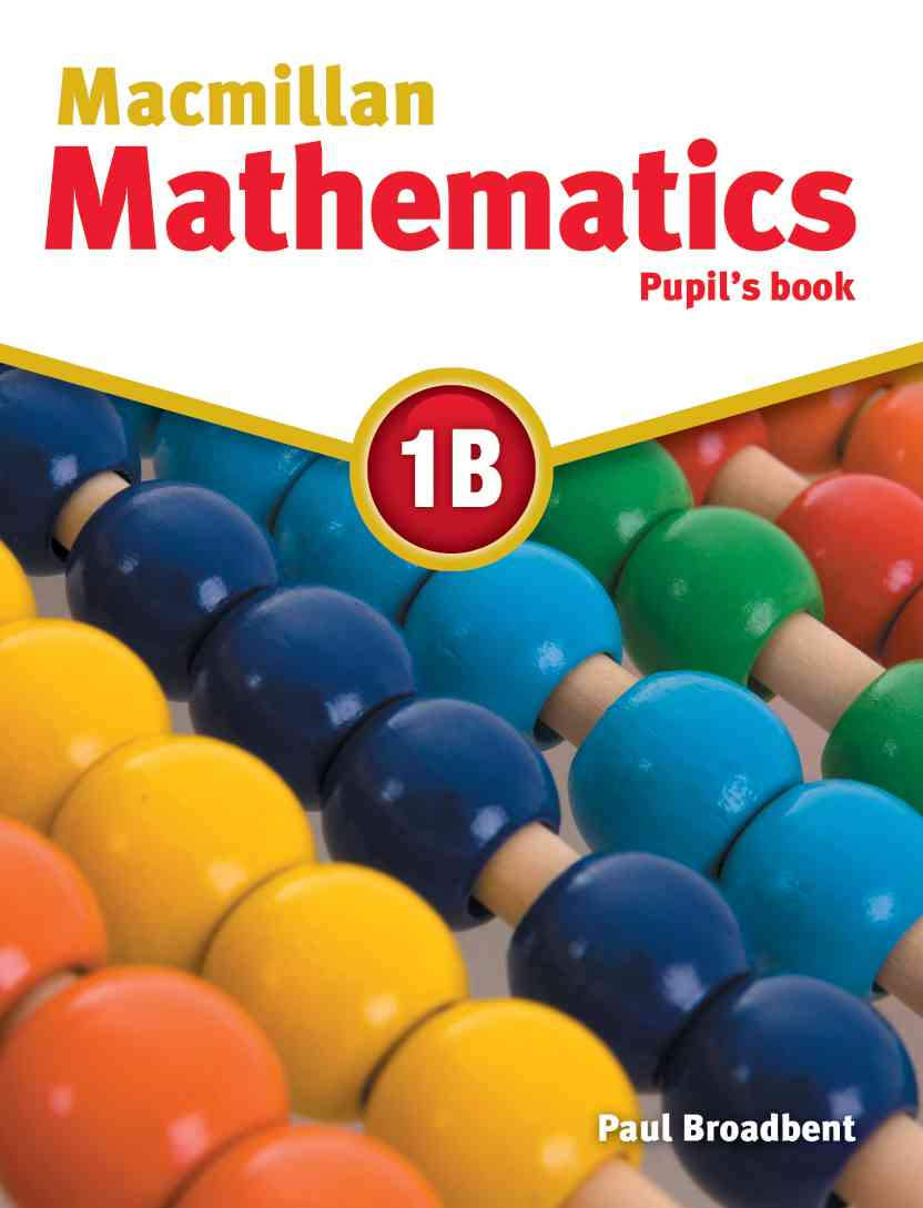 Macmillan Mathematics Pupils Book 1B
